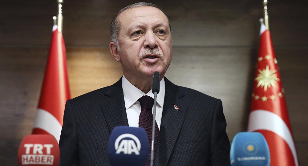 土耳其总统塔依普•埃尔多安