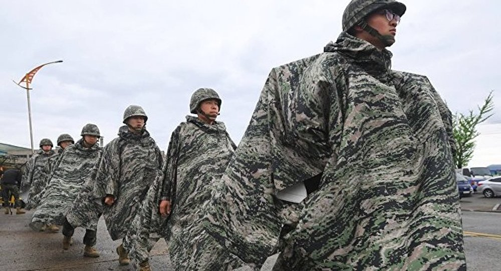 日本稱美韓軍演為重要的威懾手段