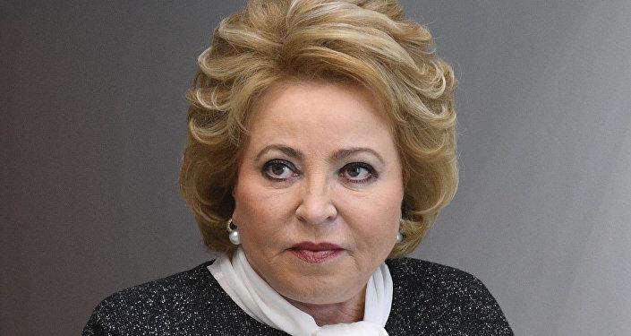 俄聯邦委員會主席要求暫時禁止俄森林出口