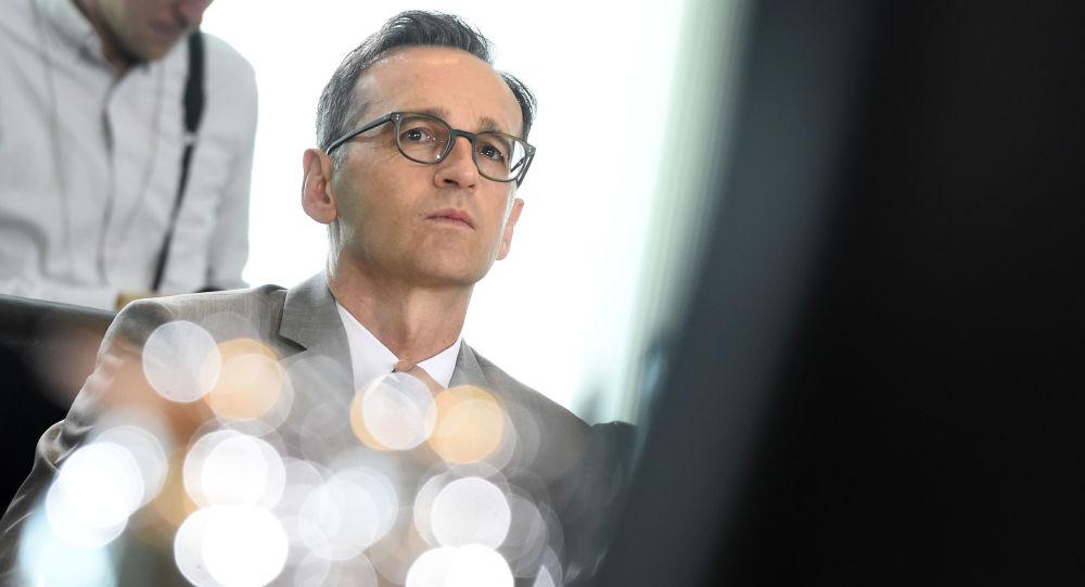 德外长:柏林与欧洲伙伴商定保留伊核协议