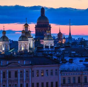 克宫:普京在圣彼得堡经济论坛期间将同世界各大新闻社主编会面