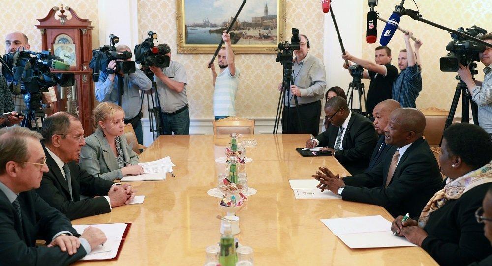 俄代理外長:俄南兩國總統將在7月金磚國家峰會期間舉行會晤