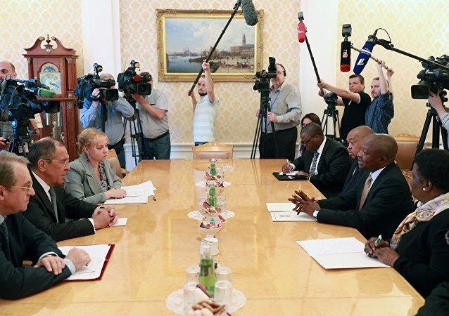 俄代理外长:俄南两国总统将在7月金砖国家峰会期间举行会晤
