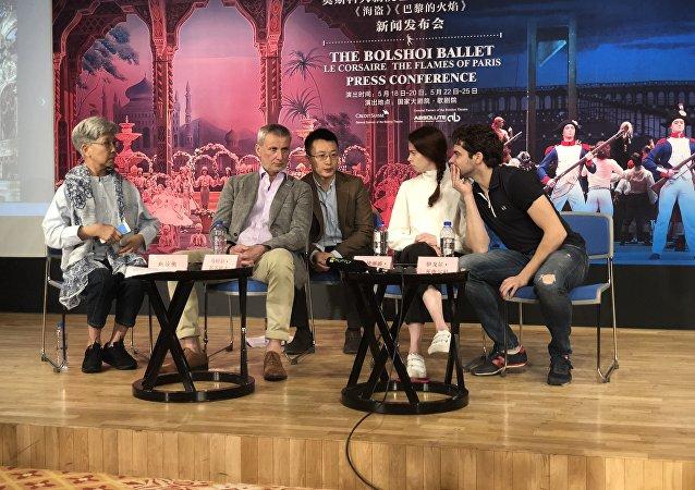 俄罗斯大剧院归来:芭蕾舞剧《海盗》和《巴黎的火焰》将在北京上映