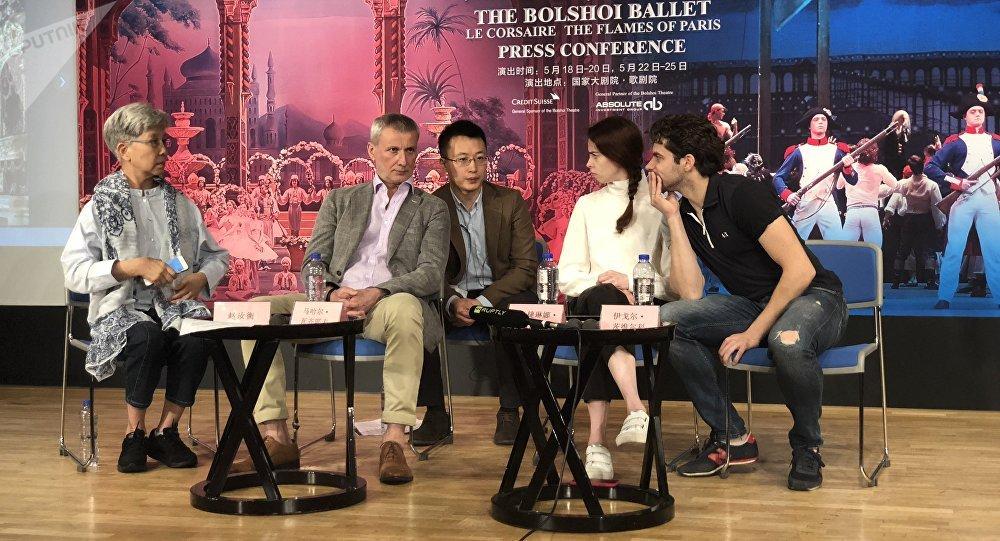 俄羅斯大劇院歸來:芭蕾舞劇《海盜》和《巴黎的火焰》將在北京上映