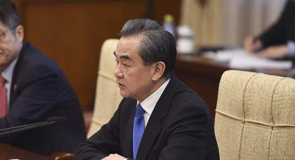 王毅将访问德国和南非并出席金砖国家外长会晤