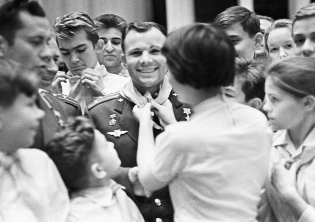加加林的微笑:冷戰時期蘇聯的「軟實力」
