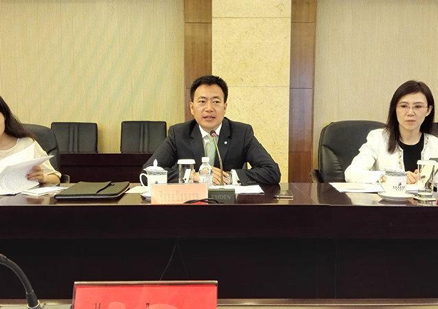 青岛市政府介绍上合组织峰会筹备情况