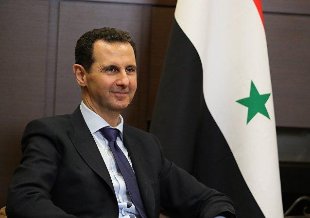 叙利亚总统表示今后将访问朝鲜