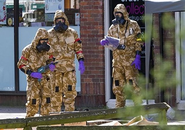 英国索尔兹伯里卫生部门称,谢尔盖·斯克里帕利已经出院