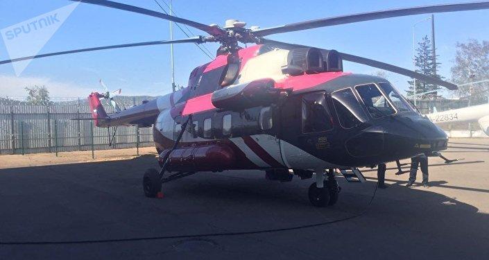米-171A直升机