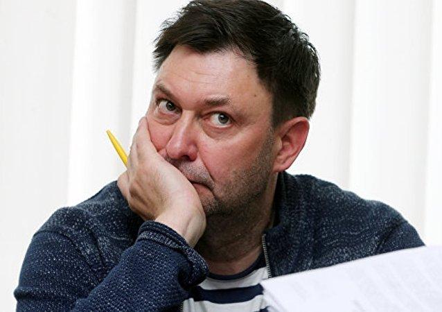 烏當局禁止被捕的「俄新社烏克蘭」網站負責人與家人聯繫