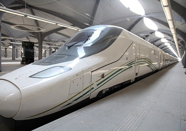 麦加至麦地那的高速铁路将于2019年9月全面投入运营