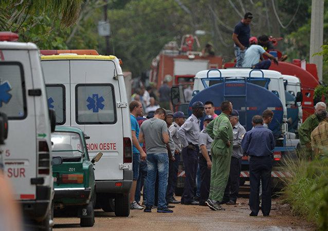 古巴波音客機三名幸存女性中的一名死亡