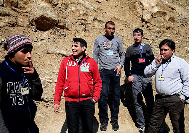 警方在伊朗東南部收繳2.7噸毒品
