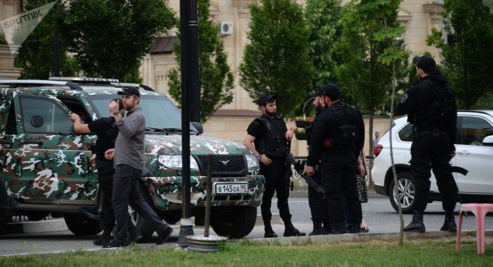 """""""伊斯兰国""""宣布为车臣教堂袭击事件负责"""