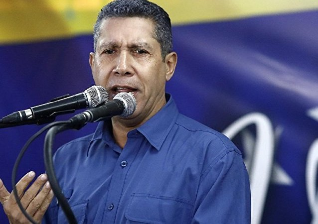 委内瑞拉反对派总统候选人法尔孔