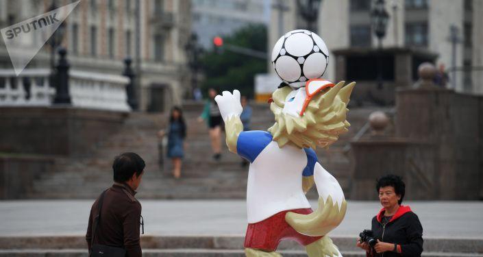 近4万中国球迷将赴俄看世界杯