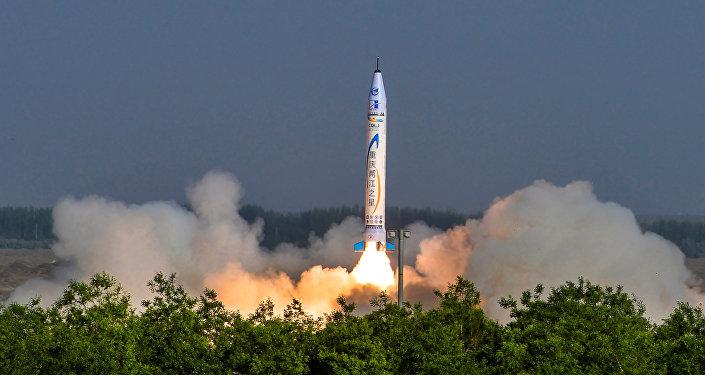 俄军事专家:中国民企之火箭的独到之处