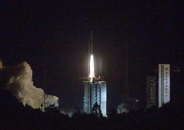 中國高分十一號衛星發射升空 主要用於國土普查和防災減災等領域