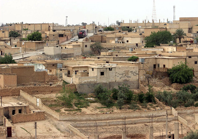 叙军成功组装适合在山区行驶的机动越野车
