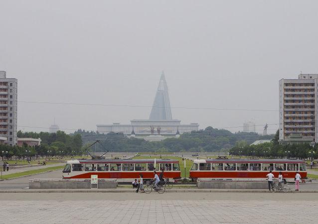 朝鲜邀请边疆区代理行政长官访问平壤