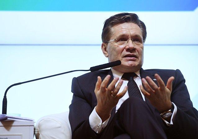 俄罗斯国家原子能集团公司总经理阿列克谢•利哈乔夫