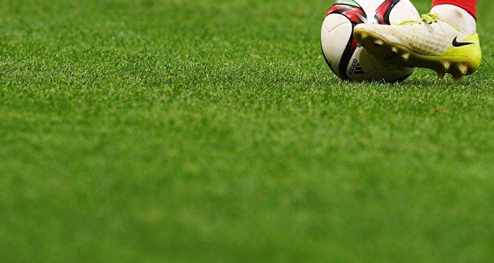 Футбол. Первый официальный матч на стадионе Мордовия Арена