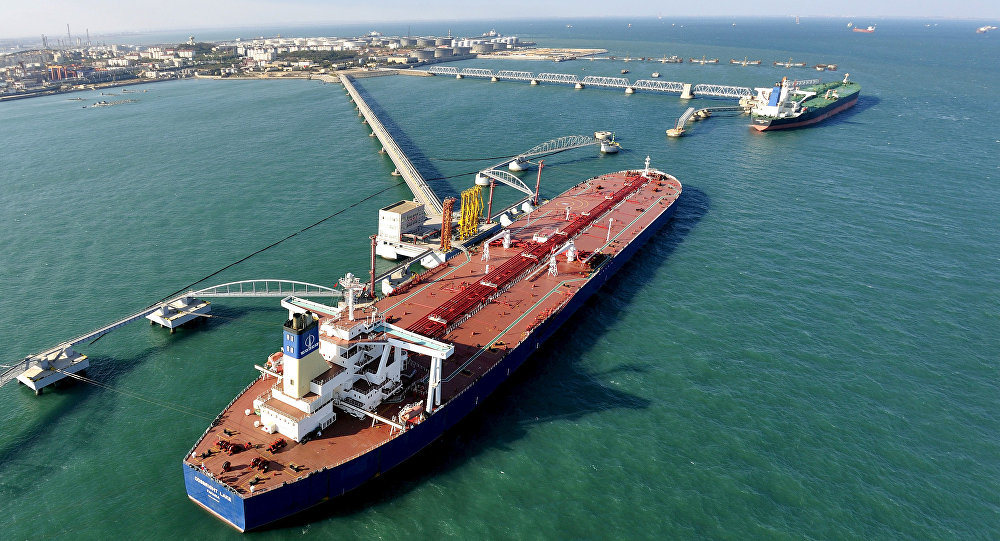 2018年中國仍是世界最大原油進口國