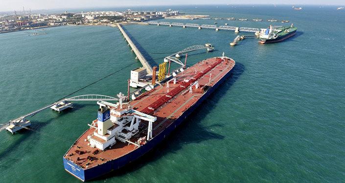 伊朗加大對華石油出口量