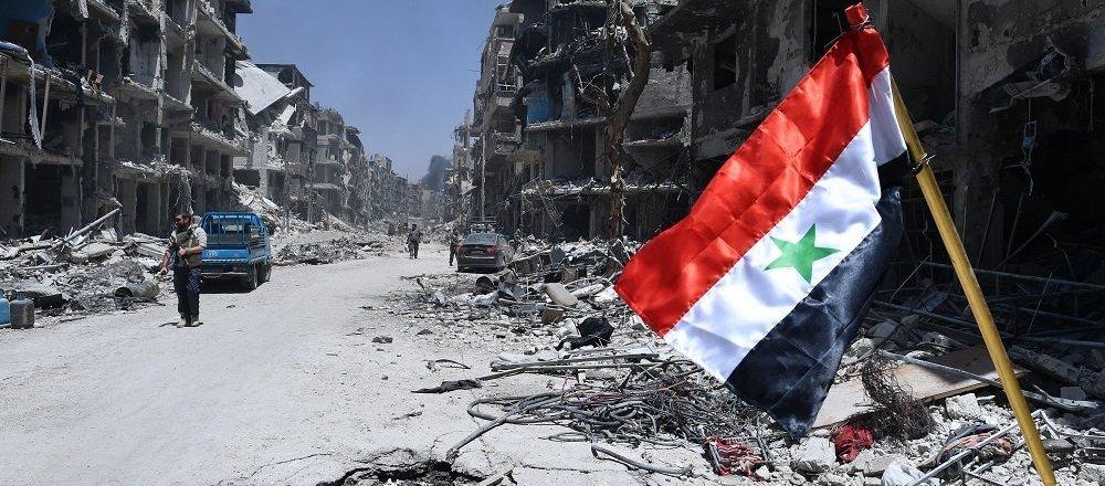 俄总参谋部:叙政府军解放大马士革郊区的行动已结束