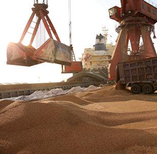 中美贸易战将改变农产品市场