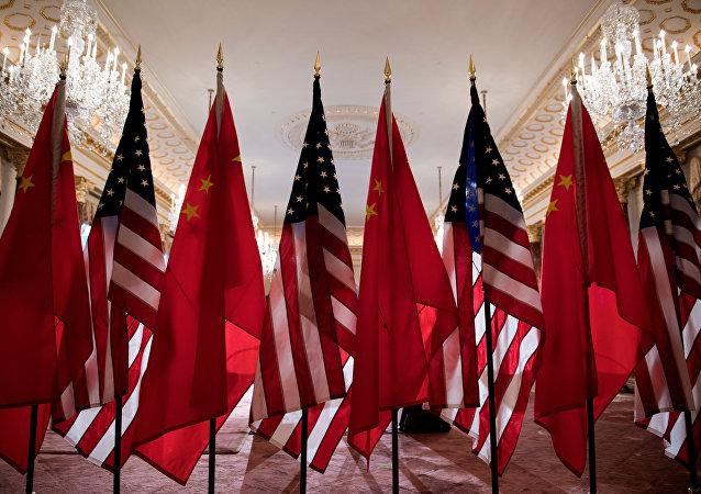 美中高官在中国对美征收报复性关税前会晤
