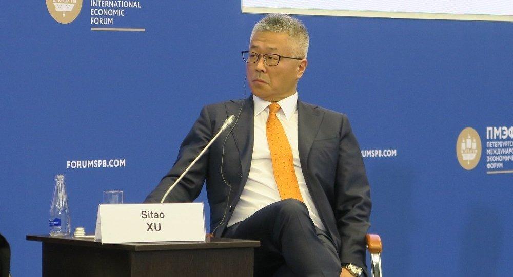 德勤會計師事務所中國分所總經濟師許思濤