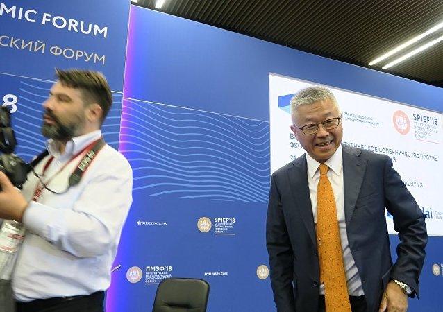 德勤中国分所总经济师:俄罗斯比中国更需要基础设施投资