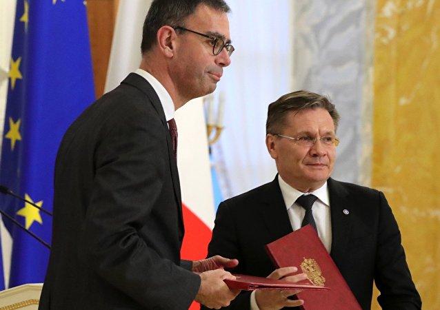 俄原子能集團與法方簽署和平利用核能夥伴關係戰略文件