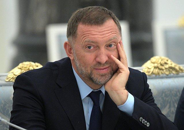 美国民主党领袖制定反对解除杰里帕斯卡公司制裁的决议