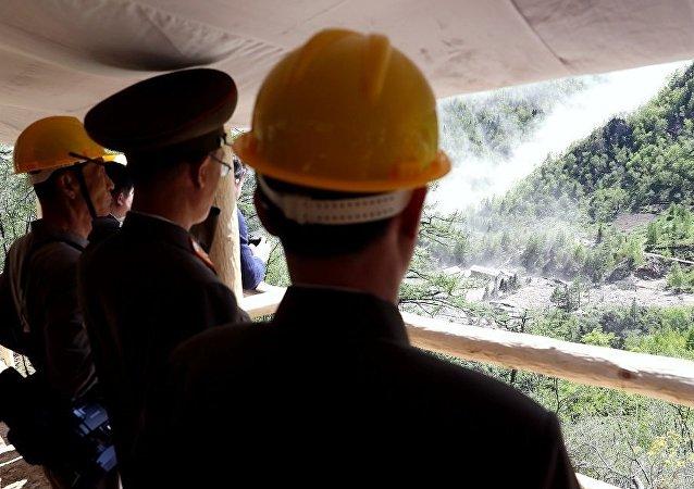 俄驻朝大使:应由拥核国家检查朝鲜军用核设施