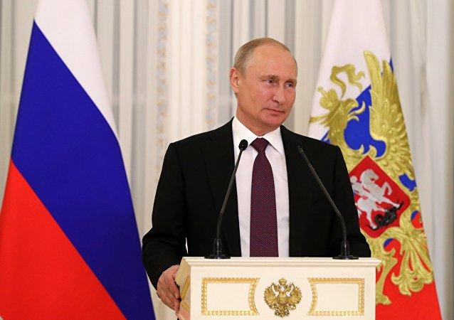 普京居《福布斯》俄罗斯最有权力者排行榜榜首