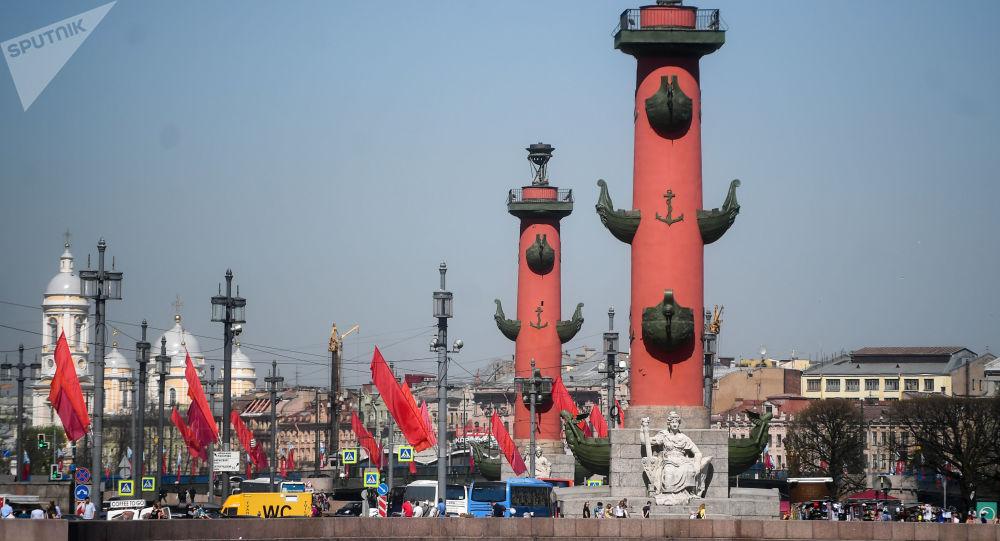 中国将成为第八届圣彼得堡国际文化论坛的主宾国