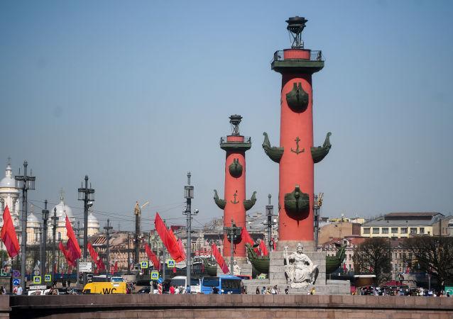 """""""伟大的茶叶之路""""铁路旅游路线将延长至圣彼得堡"""