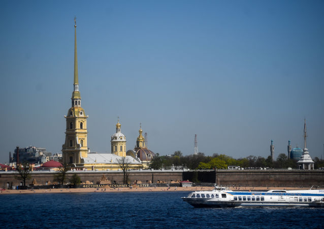 聖彼得堡彼得保羅要塞儀仗表演將用中文講解