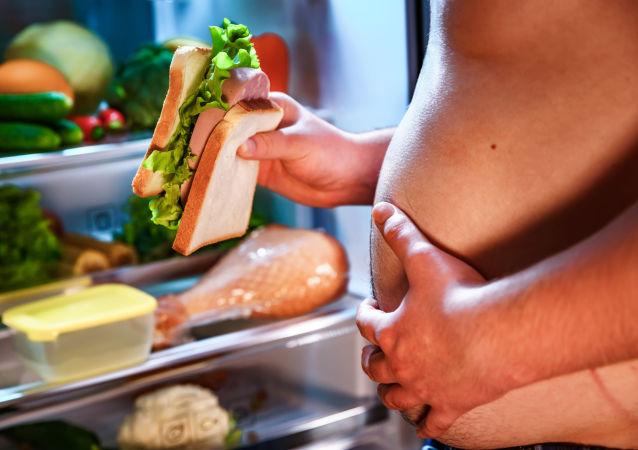 俄羅斯衛生部公佈了最容易患上肥胖症的年齡組
