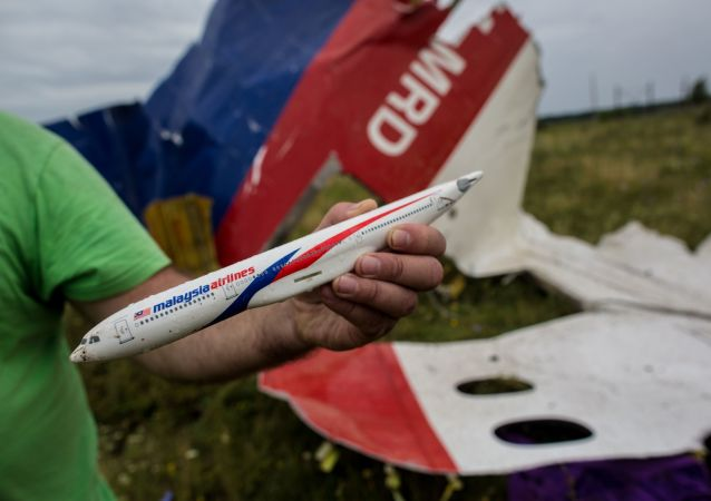 荷蘭與澳大利亞外長討論馬航MH17空難問題