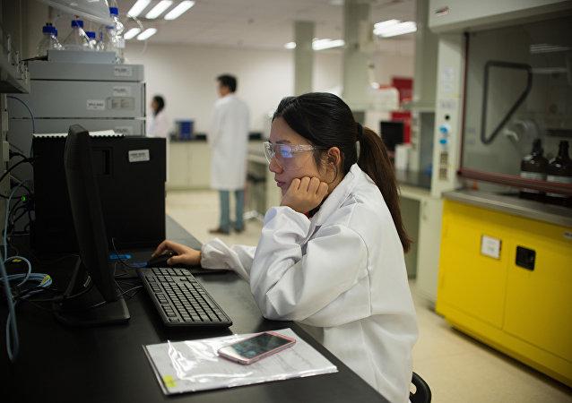 中國不斷挑戰美國對科學的主導地位