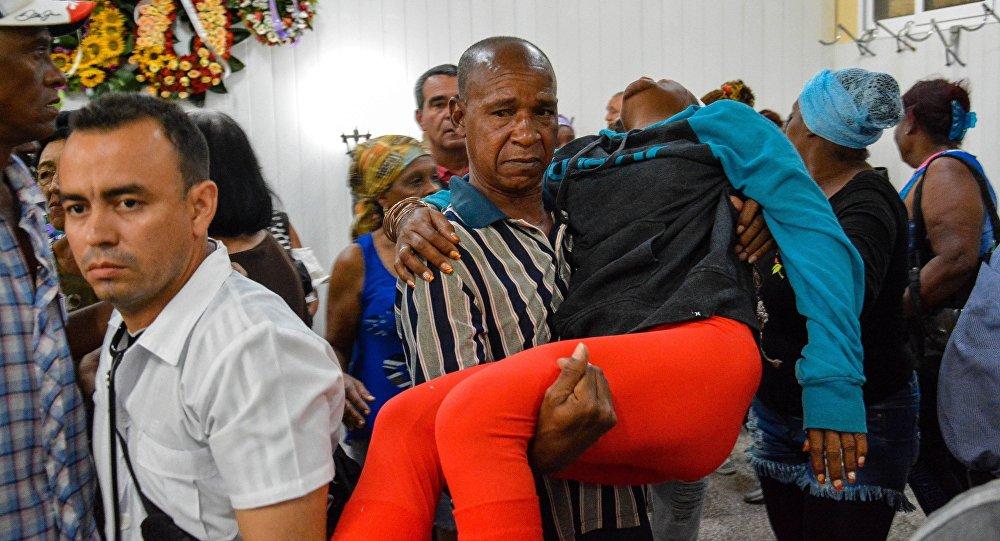媒体:古巴空难所有遇难者尸体都已辨认出来