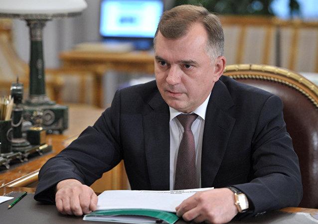 俄聯邦安全局副局長、邊防局局長弗拉基米爾•庫利紹夫