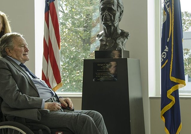 声明:美国前总统老布什在美逝世 享年94岁