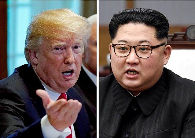 朝鲜高官抵京 或赴狮城与美讨论金特会
