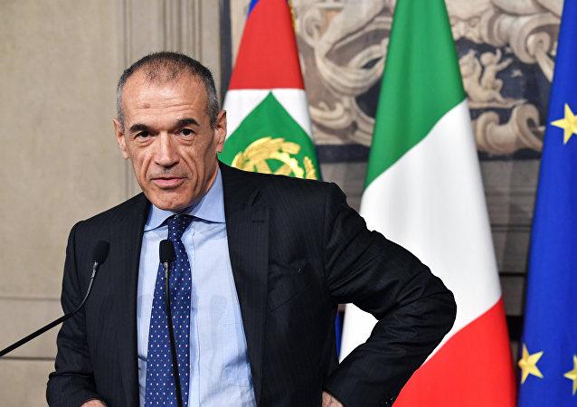 科塔莱利(Carlo Cottarelli)